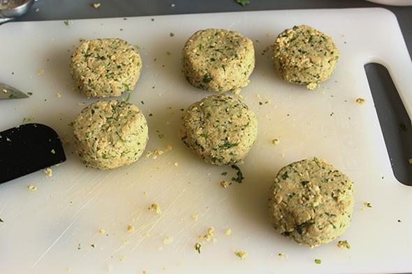 Falafel in Progess-foodforfreude