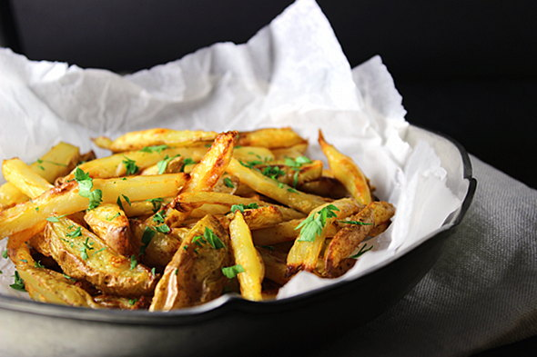 Crispy Oven Fries-foodforfreude_IMG_3469